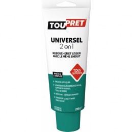 Enduit pâte universel 2 en 1 - 290 Grs - TOUTPRET