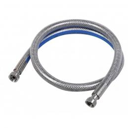 Tuyau flexible inox pour gaz naturel - 1 M - EUROGAZ