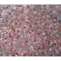 Adhésif brillant - Marbre Granada - 45 x 200 cm