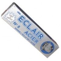 Entretien acier - Éclair acier N°8 - 75 Gr - LIEM