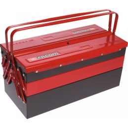 Boîte à outils métal 5 cases - BT.11A - FACOM