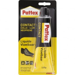 Pattex Colle Contact Liquide Tube 125 gr