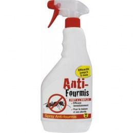 Spray anti-fourmis - Prêt à l'emploi - 750 ml - FLORENDI