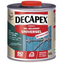 Décapant minute universel Decapex - Bidon 0,5 l