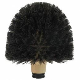 Tête de loup - Crin - Forme champignon