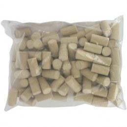 Bouchons synthétiques siliconés - x 100