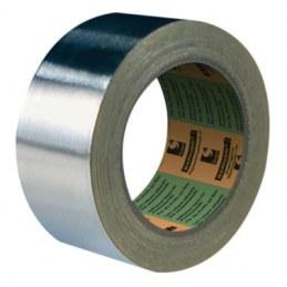 Ruban adhésif Aluminium pour isolation - 50 M x 50 mm - SCAPA