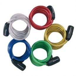 Câble antivol enrouleur à clé - N°8127 - MASTER LOCK
