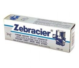 Zebracier pâte - Rénovation fonte / acier - 100 ml