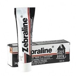 Zebraline Pate noire - Rénove acier et fonte - 100 ml