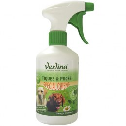 """Antiparasitaire Tiques & Puces """"Grands chiens"""" Bio - 500 ml - VERLINA"""