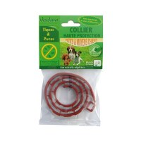 Collier insectifuge Tiques & Puces pour chien - VERLINA
