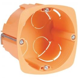 Boîte d'encastrement universelle - 67 mm - Lot de 10 - DHOME