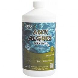 Anti-algues préventif - Action ciblée - 1 L - EDG