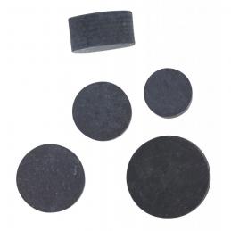 Joint clapet plein pour robinet - Néoprène - 5 x 12.4 mm - Sachet de 7 - GRIPP