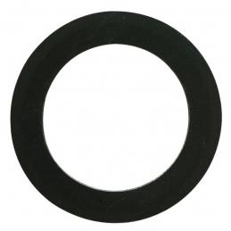 Joint de bride en caoutchouc pour siphon en fonte - 40 x 50 x 7 mm - GRIPP