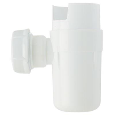 Siphon pour groupe de sécurité en pvc - Ø 32 mm - NICOLL