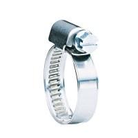 Collier à bande en Inox - Ø10 - 16 mm - 8 mm - Lot de 4 - CAP VERT