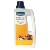 """Nettoyant méthode """"Pro"""" pour tapis et moquette - 1 L - STARWAX"""