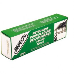 Nettoyant pour plaques de cuisinière - Abrasif pâte - 100 ml - IMPECA