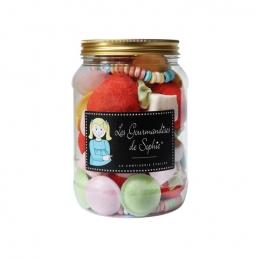Bocal de mélange de bonbons - 265 Grs - LES GOURMANDISES DE SOPHIE