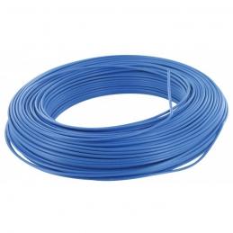 Câble d'installation H07V-U 1.5 mm² - 100 M - Bleu - ELECTRALINE