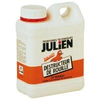 Destructeur de rouille - 250 ml - JULIEN