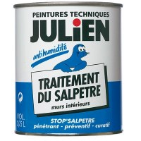 Traitement anti-salpêtre incolore - 750 ml - JULIEN