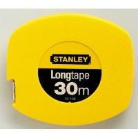 Mètre ruban acier Longtape Classe II - 30 M - STANLEY