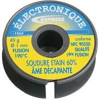 Soudure à l'étain 1864 - Assemblage électronique - EXPRESS