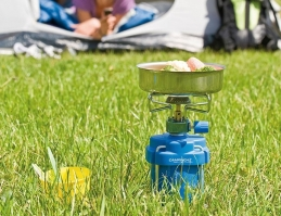 Réchaud gaz - Bleuet 206 Plus - 1 Brûleur - 1250 Watt - CAMPINGAZ