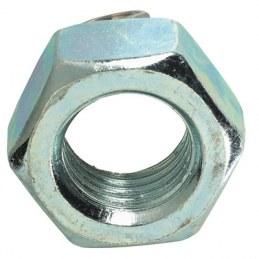Écrou héxagonal en acier zingué - Ø 16 mm - Lot de 2 - FIX'PRO