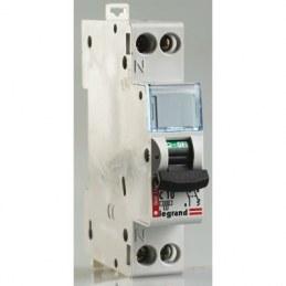 Disjoncteur DNX unipolaire + neutre - Type C - 20A - LEGRAND