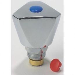 Tête de robinet universelle à clapet - 21 x 150 mm - NEPTUNE