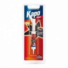 Répulsif cafards et blattes - Seringue - KAPO