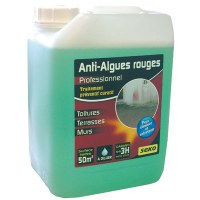 Anti algues rouges professionnel - 5 L - SEKO
