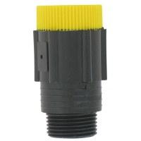 Régulateur de pression 1 Bar - 20 x 27 mm - CAP VERT