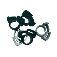 Collier de serrage pour tuyau de 16 mm - Lot de 10 - CAP VERT