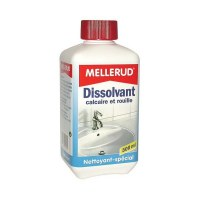 Dissolvant calcaire et rouille - 0.5 L - MELLERUD