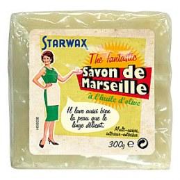 Savon de Marseille à l'huile d'olive - The Fantastic - 300 gr - STARWAX