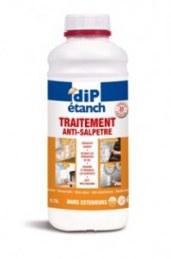 Traitement anti-salpêtre - 0.75 L - DIP ETANCH