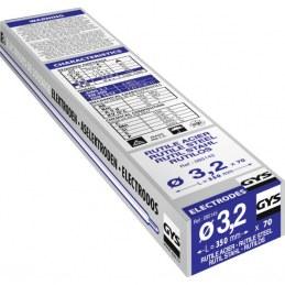 Électrodes de soudage - Rutile Acier -Ø 3.2 mm - Boîte de 70 - GYS