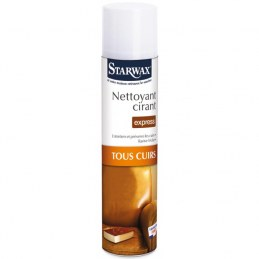 Spray entretien Cuir - 300 ml - STARWAX