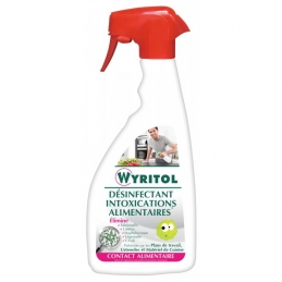 Désinfectant intoxications alimentaires - 500 ml - WYRITOL