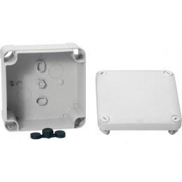 Boîte de dérivation Mureva carrée Schneider Electrique - 105 x 105 x 55 mm - SCHNEIDER