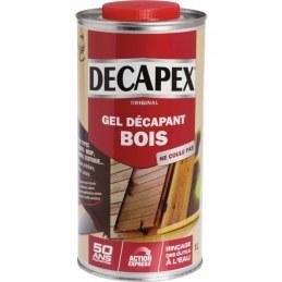 Décapant minute Bois - Non noircissant - 1 L - DECAPEX