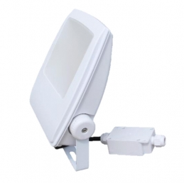 Projecteur Impact IP65 - Blanc - 30 Watts - ECOLUX