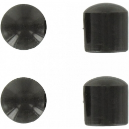 Embout plastique enveloppant - Ø 16 mm - PVM