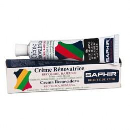 Crème rénovatrice pour cuir Marron - 15 ml - AVEL
