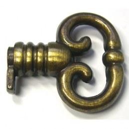 Fausse clé - Aspect bronze - STRAUSS